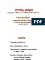 Electrical Drives Ppt