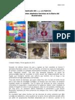 Comunicado del CSO. LA FÁBRIKA ante los recientes atentados fascistas en la Sierra del Guadarrama