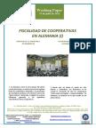 FISCALIDAD DE COOPERATIVAS EN ALEMANIA (I) (Es) TAXATION OF COOPERATIVES IN GERMANY (I) (Es) KOOPERATIBEN ZERGAK ALEMANIAN (I) (Es)