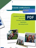 EBL Bulletin August 2012