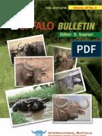 Buffalo Bulletin Vol 30 No 3 Sep 2011