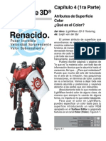 LightWave 3D 8 Texturing (capítulo 4-1ra Parte)