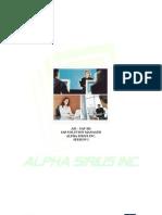 ASI SAP 101 SAP Solution Manager for Implementation Session 1