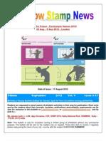 Rainbow Stamp News September 2012