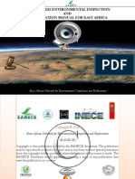HARMONIZED ENVIRONMENTAL INSPECTION AND INVESTIGATION MANUAL FOR EAST AFRICA East African