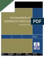 lenguaje assembler