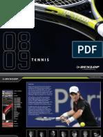 Tennis Dunlop