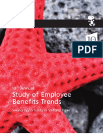 10th  Annual Study of Employee Benefits Trends (MetLife) -AGOS12