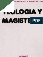 Varios Autores - Teologia y Magisterio