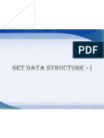 Set Data Structure I