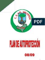 Plan Autoprotecion Ceip Valverde