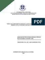 Impacto e implementación de la nueva reglamentación térmica en la construcción de viviendas