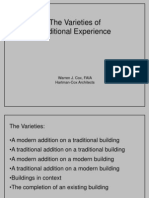 The Varieties of Additional Experience by Warren J. Cox