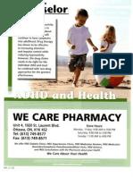 ADHD and Health