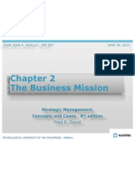 The Business Mission - Ever Jean a Javillo