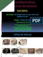 Rocas Introduccion