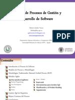 Modelos de Procesos de Gestión y Desarrollo de Software