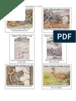 Burgess Animal Book Illustrations Pt 1