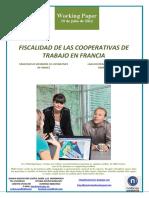FISCALIDAD DE LAS COOPERATIVAS DE TRABAJO EN FRANCIA (Es) TAXATION OF WORKER CO-OPERATIVES IN FRANCE (Es) LAN-KOOPERATIBEN ZERGAK FRANTZIAN (Es)