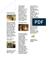 Newsletter Fall 2012 West Nile