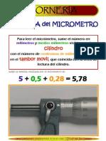 TORNERIA Lectura Del Micrometro