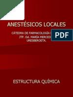 ANESTESIAS LOCALES
