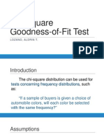 Stat 130 - Chi-Square Goodnes-Of-Fit Test