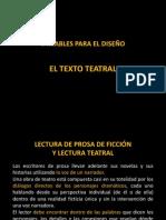 Analisis Texto Teatral
