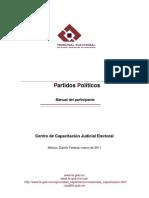 Manual Partidos