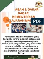 Wawasan Dasar Pendidikan