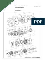 Manual de Despiece caja automatica 4R70W