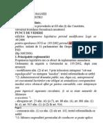 Amendamente La OUG 195-2002