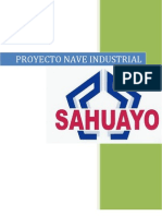 Proyecto Nave Industrial
