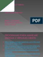 Programas Para Manejar Sisitema s Virtuales Gratis