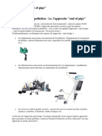 INF écologie industrielle & approche End of Pipe _présentation UVED 2008