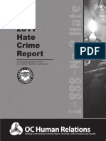 2011 Hate Crime Report