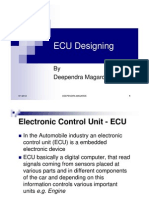 ECU Designing by Deependra Magarde
