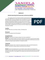 DSPCS Company Profile