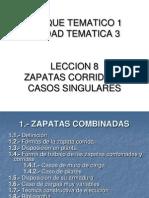Zapatas Corridas