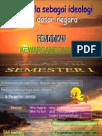 Powerpoint p Kn Viii Semester 1
