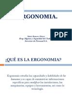 Ergonomia Herramienta para el diseño