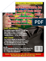 Chiropractic Marketing Blueprint