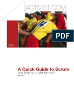 Quick Guide To Scrum