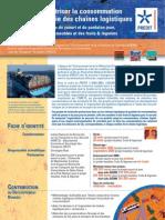 Chaînes Logistiques & ions énergétiques ADEME2007