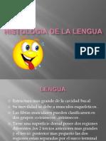 Histologia y Embriologia de La Lengua