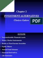 Chapter 2 Investment Alternatives