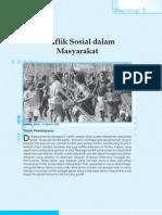 2. Konflik Sosial Dalam Masyarakat