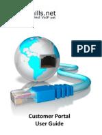 Customer Portal User Guide From Birchills Telecom