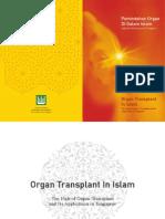 Organ Transplant in Islam