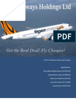 Tiger Airways Report _ Final